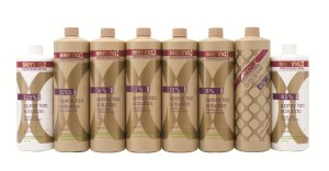 Spray tanning bottles